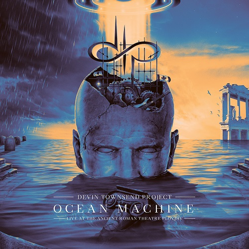 Devin Townsend Project - Ocean Machine - Live At The Ancient Roman Theatre Plovdiv - Cover