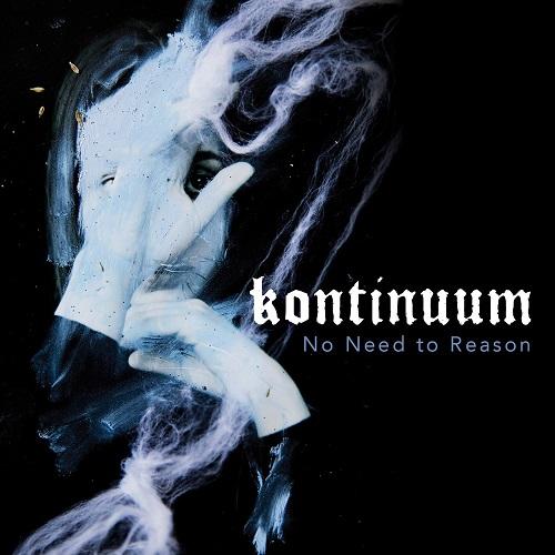 Kontinuum - No Need To Reason - Cover