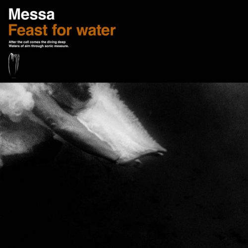 Messa - Feast For Water - Cover