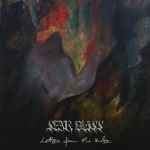 Sear Bliss - Letters From The Edge - Cover