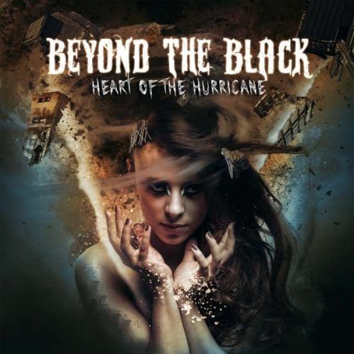 Beyond The Black - Heart Of The Hurricane - Cover