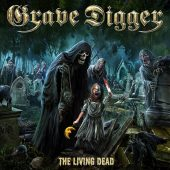 Grave Digger - The Living Dead - CD-Cover
