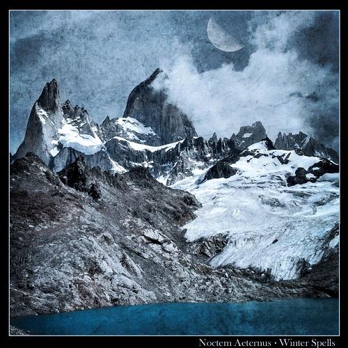 Noctem Aeternus - Winter Spells - Cover