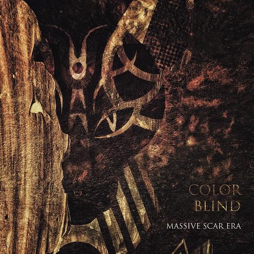 Massive Scar Era - Color Blind - Cover