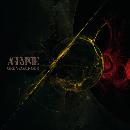 Agrypnie - Grenzgænger / Pavor Nocturnus - Cover