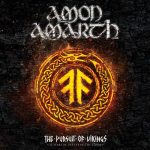 Cover - Amon Amarth – The Pursuit Of Vikings: 25 Years In The Eye Of The Storm (DVD)