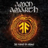 Amon Amarth - The Pursuit Of Vikings: 25 Years In The Eye Of The Storm (DVD) - CD-Cover