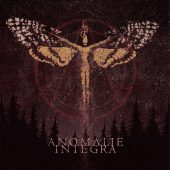 Anomalie - Integra (EP) - CD-Cover