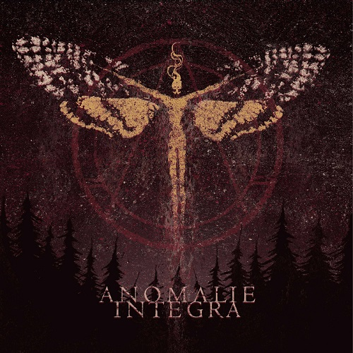 Anomalie - Integra (EP) - Cover
