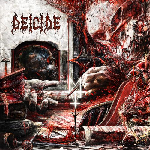 Deicide - Overtures Of Blasphemy - Cover