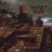 Gravewards - Ruinous Ensoulment - CD-Cover