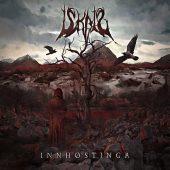 Iskald - Innhøstinga - CD-Cover