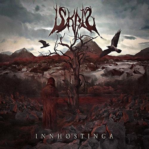 Iskald - Innhøstinga - Cover