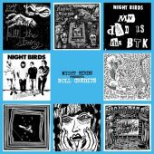 Night Birds - Roll Credits - CD-Cover