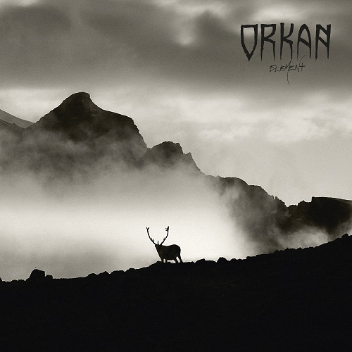 Orkan - Element - Cover