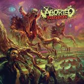 Aborted - TerrorVision - CD-Cover