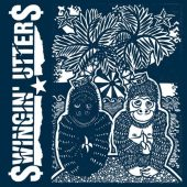 Swingin' Utters - Peace And Love - CD-Cover