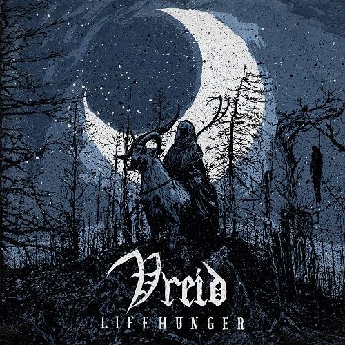 Vreid - Lifehunger - Cover