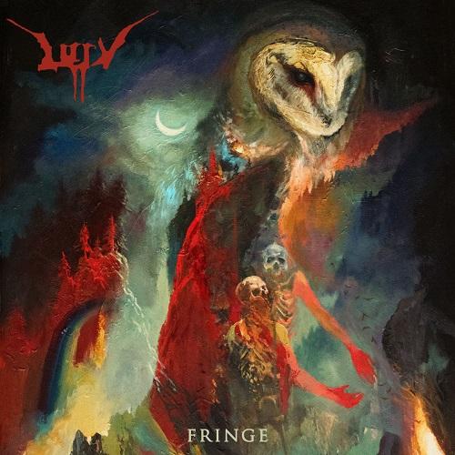 Lurk - Fringe - Cover
