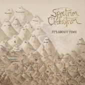 Spectrum Orchestrum - It's About Time - CD-Cover