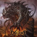 Cover - Exocrine – Molten Giant