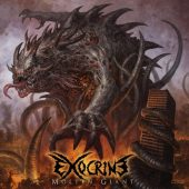 Exocrine - Molten Giant - CD-Cover