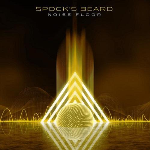 Spock's Beard - Noise Floor - Cover