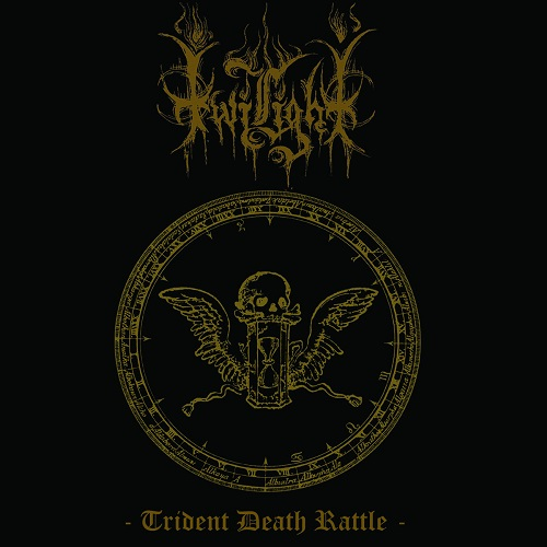 Twilight - Trident Death Rattle (EP) - Cover