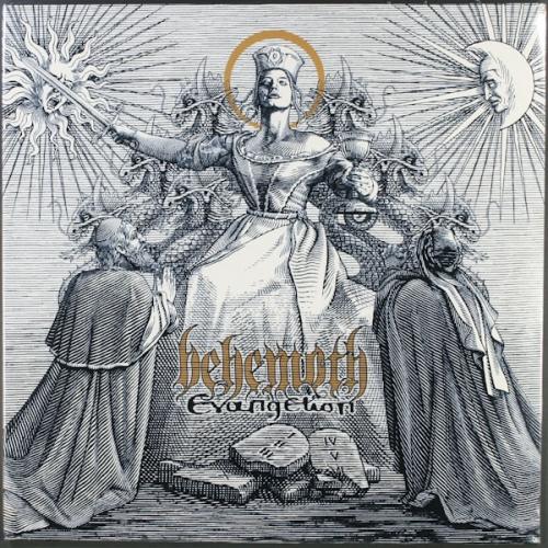 Behemoth - Evangelion - Cover
