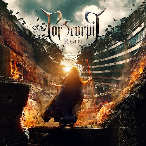 Cor Scorpii - Ruin - Cover