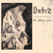 Dauþuz - Des Zwerges Fluch (EP) - CD-Cover