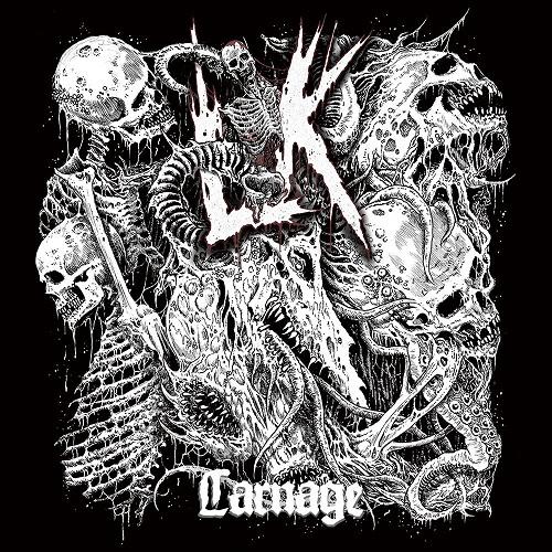 LIK - Carnage - Cover