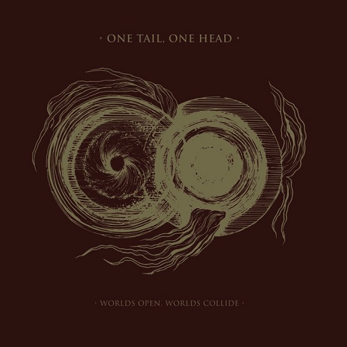 One Tail, One Head - Worlds Open, Worlds Collide - Cover