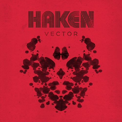 Haken - Vector - Cover