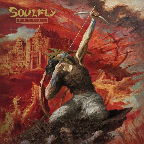 Soulfly - Ritual - Cover