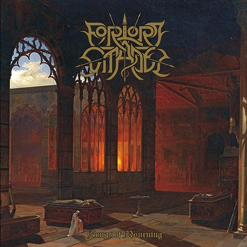 Forlorn Citadel - Songs Of Mourning / Dusk (Compilation) - Cover