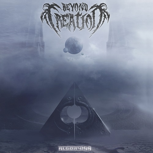 Beyond Creation - Algorythm - Cover