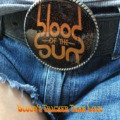 Blood Of The Sun - Blood's Thicker Than Love - CD-Cover