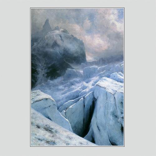 Cantique Lépreux - Paysages Polaires - Cover
