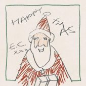 Eric Clapton - Happy Xmas - CD-Cover