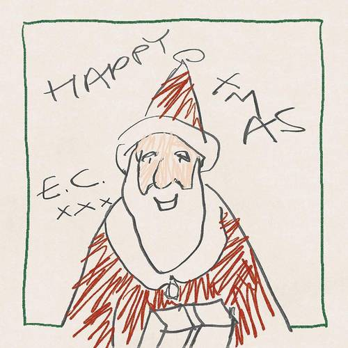 Eric Clapton - Happy Xmas - Cover