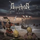 Gwydion - Thirteen - CD-Cover
