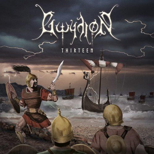 Gwydion - Thirteen - Cover