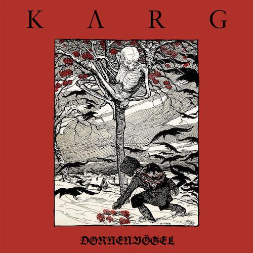 Karg - Dornenvögel - Cover