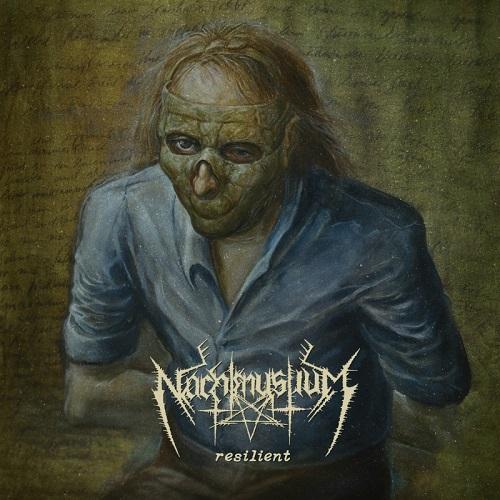 Nachtmystium - Resilient (EP) - Cover