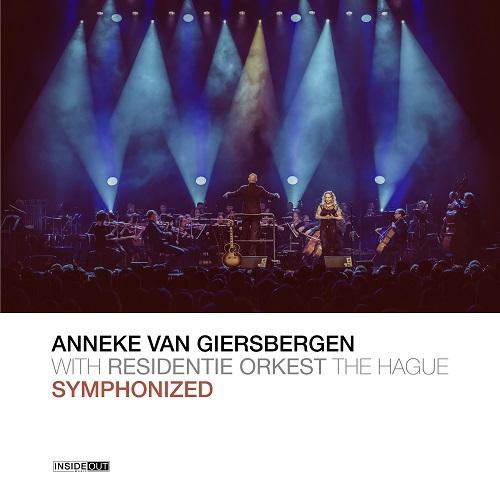 Anneke van Giersbergen - Symphonized - Cover