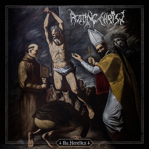 Rotting Christ - The Heretics - Cover