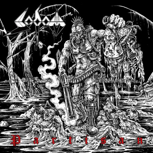 Cover - Sodom – Partisan (EP)