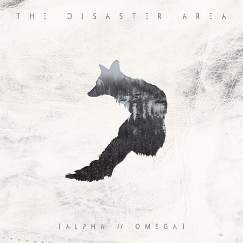 The Disaster Area - Alpha // Omega - Cover
