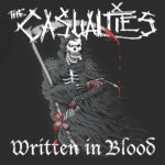 Cover - The Casualties – Written In Blood